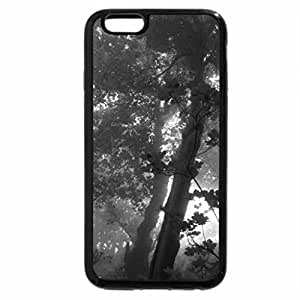 iPhone 6S Case, iPhone 6 Case (Black & White) - Inside my Heart
