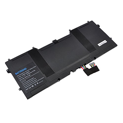 Dell Y9n00 Replacement Battery for Dell XPS 12 XPS 13 XPS 13-l321x XPS 13-l322x XPS L321x 489xn 489XN WV7G0 C4K9V PKH18 by BATTKING