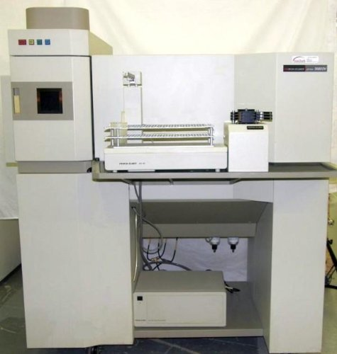 PerkinElmer Optima 3000 DV ICP
