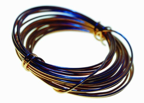 Brass Wire Solder, 3 ft, 20 Gage, Cadmium-free Made in the USA