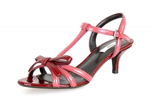 Prada - Zapatos de vestir para mujer Rojo rojo NLqy7qZLz