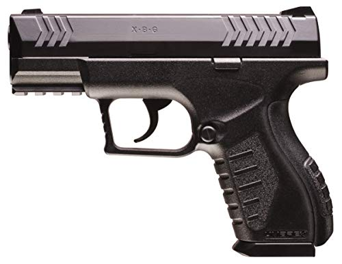 Umarex XBG 2254804 CO2 Powered .177 Caliber Steel  BB Air Gun Pistol (Best Handgun Under 300 Dollars)