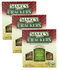 MARY'S GONE CRACKERS Marys Gone Crackers Cracker Gf Herb Org