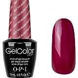 Vernis à ongles LED/UV OPI Gel Couleur 15ML - GOT THE BLUES FOR RED - 100% gel authenic - livraison gratuite
