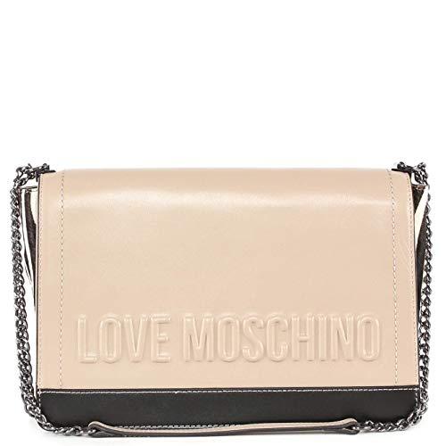 Tortora Moschino Zebra Love jc4136pp16lx110a Vitello Borsa Nero cav 4pxvqw
