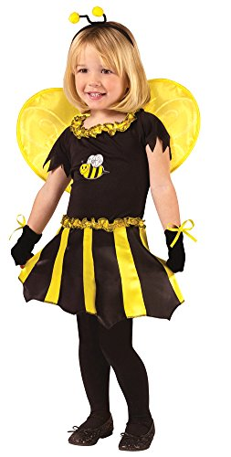 [Sweetheart Bee Toddler Costume 24Mth-2T - Toddler Halloween Costume] (Sweet Bee Girls Costumes)