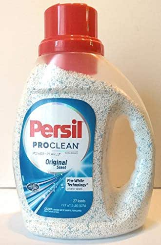 Laundry Detergent: Persil ProClean Power Pearls
