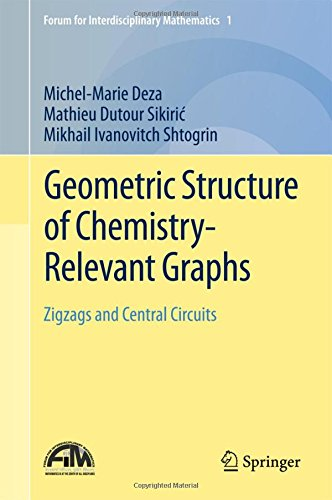 Geometric Structure of Chemistry-Relevant Graphs: Zigzags and Central Circuits (Forum for Interdisciplinary Mathematics)
