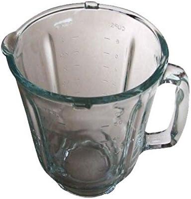 Bol-Batidora de vaso para robot de cocina Kenwood krups kb710d41 desnudo: Amazon.es: Hogar