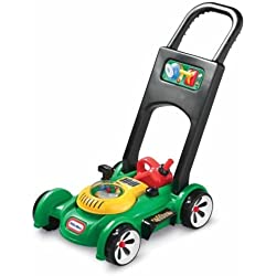 Little Tikes Gas 'n Go Mower Toy Standard Packaging Removable gas can BRAND NEW.