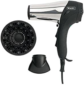 Wahl ZX573 Chrome Ionic Hair Dryer 2000W