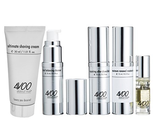 4VOO Travel Size Skin Care Products - 5 PC Collection ()
