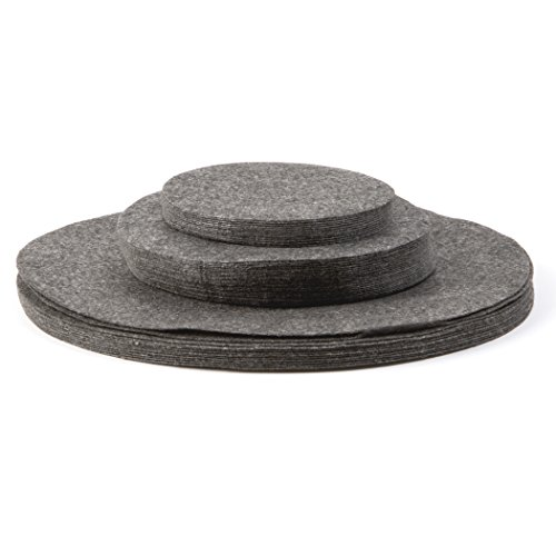 Richards Homewares Felt Plate Se...