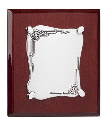 Vinard 399133 - Placa de orfebrería de alpaca, tamaño 17 x 19 (cm) tamaño 17 x 19 (cm) S.A.