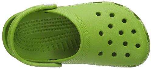 Mixte Vert Enfant Sabots Green Parrot 10006 Crocs EwqA4USI