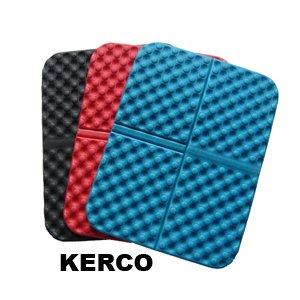 amazon com kerco egg crate folding foldable seat pad picnic mat