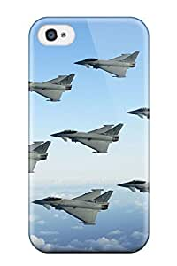 RbRXmgC1551pzTRO Jet Fighters Formation Fashion Tpu 4/4s Case Cover For Iphone