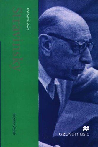 The New Grove Stravinsky (Grove Music Composer Biography Series) ebook