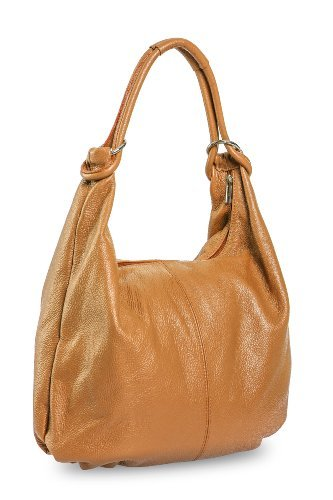 Bags4Less - Bolso bandolera de Piel , color, talla Napa Coñac