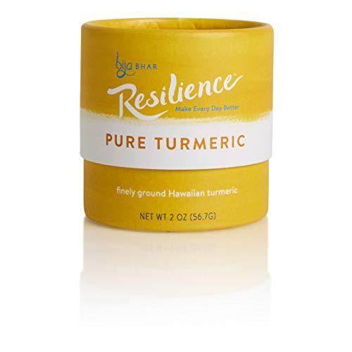 Bija Bhar, Resilience Turmeric Elixir, Box of 25 Single Serve Sachets