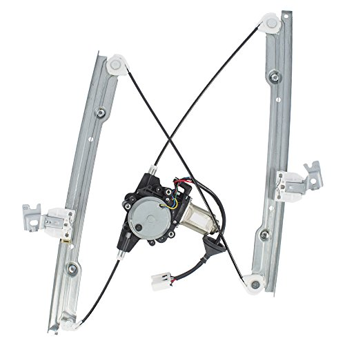 Window Lift Regulator w/ Motor Assembly Replacement for Nissan Maxima 80731-7Y000 (Nissan Maxima Power Window Regulator)
