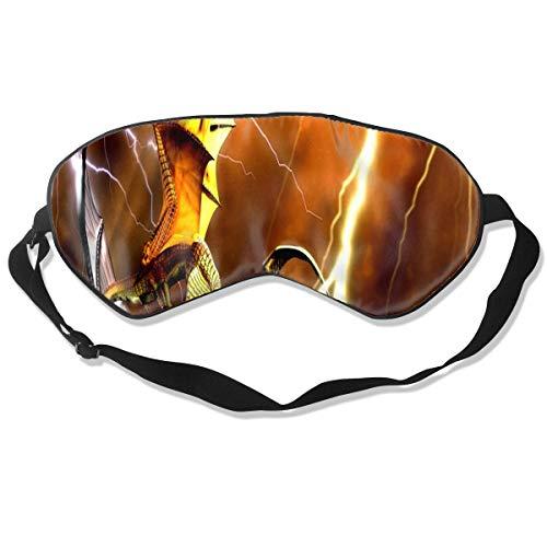 Eye Mask Reptiles-dragon-wallpaper-for-desktop-1600x900 Stylish Eyeshade Sleep Mask Soft for Sleeping Travel for -