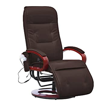 Homy - Sillón Relax reclinable ARLES II, con función masaje ...