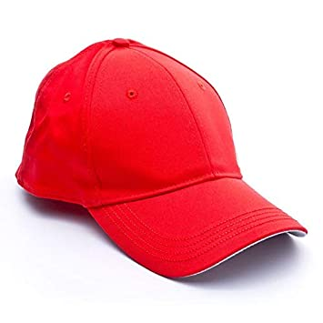 Le Coq Sportif Classique Corporate, Gorra, Original Rouge: Amazon ...