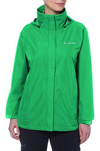 (VAUDE Women's Escape Light Rain Jacket - Lightweight Waterproof Jacket - Rain Jacket for Walking, Hiking or Cycling)