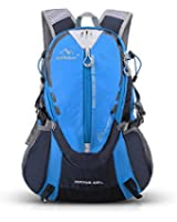Hiking Cycling Backpack Sunhiker 25L Sports Outdoor Backpack Bag Running Camping Backpack Water Resistant Lightweight SMALL Daypack M441
