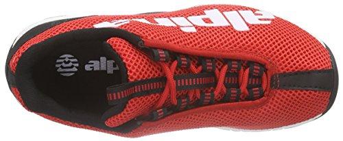 Mixte Chaussures Et Rot Adulte De Trekking Alpina 680267 red Randonnée H5wx7qUYC