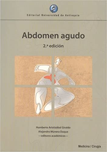 ABDOMEN AGUDO (2ª ED): ARISTIZABAL: 9789587145366: Amazon ...