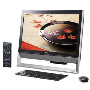 NEC LAVIE Desk All-in-one DA570 CAB PC-DA570CAB-Jの商品画像