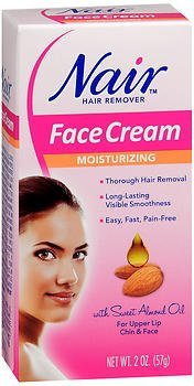 Buy facial hair removal cream for sensitive skin