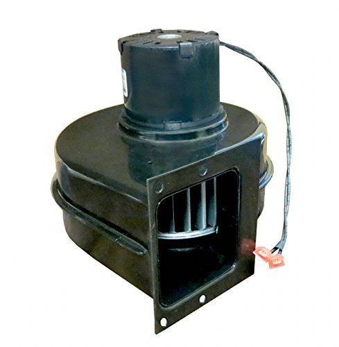 Lopi & Avalon Convection Fan Heat Distribution Room Air Blower # 250-00588, 90-0491 For Pellet Stoves by Lopi-Avalon Avalon Pellet Stove