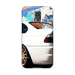 Baretty Slim Fit Tpu Protector Lhq2550mEvJ Shock Absorbent Bumper Case For Galaxy S5