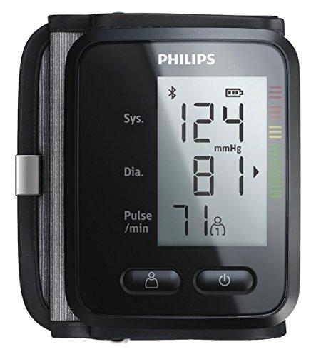 Philips DL8765/01 Handgelenk-Blutdruckmessgerät mit App-Anbindung, (Nur für Deutschland)