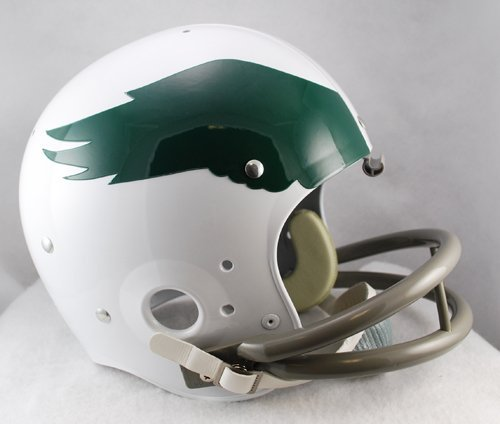 NFL Philadelphia Eagles TK Suspension 69-73 Helmet by Riddell