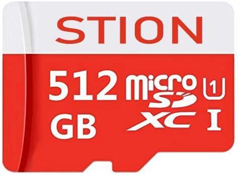128GB//256GB//400GB//512GB//1024GB Micro SD SDXC Card High Speed Class 10 Memory SD Card with SD Adapter 256GB-A