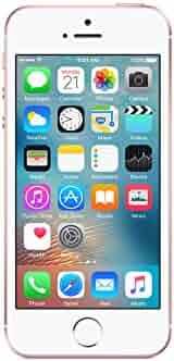 Apple iPhone SE Unlocked Phone -16 GB Retail Packaging - Rose Gold