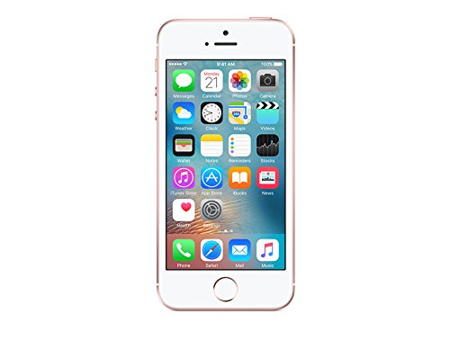 6f039bbfb486b7 Amazon.com: Apple iPhone SE Unlocked Phone -16 GB Retail Packaging ...