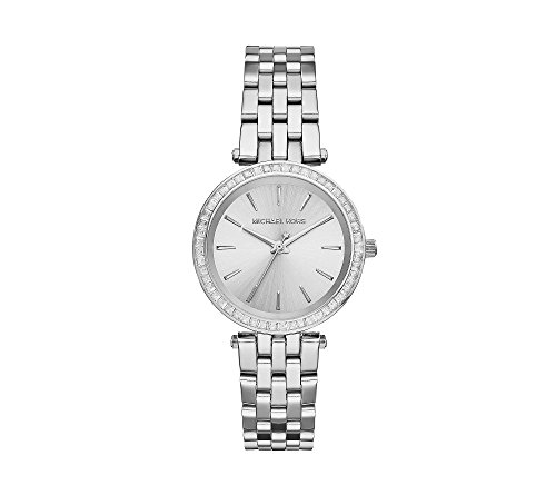Michael Kors Stainless Mini Darci Watch