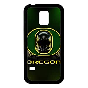 Generic Customize Unique Otterbox--NCAA Oregon Ducks Team Logo Plastic and TPU Case Cover for SamsungGalaxyS5 mini(Laser Technology) by icecream design