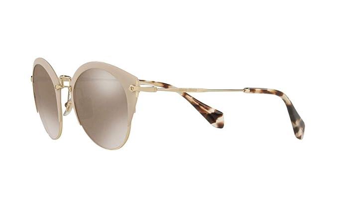 d2d156f595f Miu Miu Women s 0MU53RS 21F111 52 Sunglasses