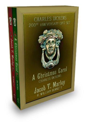 Jacob T. Marley and A Christmas Christmas Carol: Charles Dickens 200th Anniversary Gift (Charles Dickens Christmas Set)