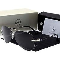 Óculos De Sol Mercedes-benz Alta Qualidade Uv400