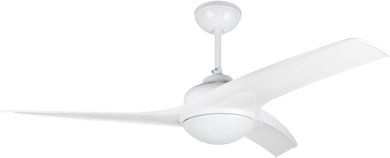 Orbegozo CP 90132 Ventilador de techo con luz y mando a distancia ...