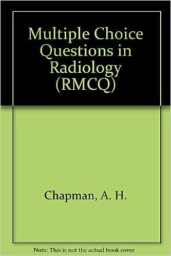 McQs In Radiology RMCQ 9780443030536 Medicine Health