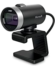 MICROSOFT LIFECAM Cinema USB Webcam, 720P Video, 30FPS, AUTOFOCUS - Retail (Black)