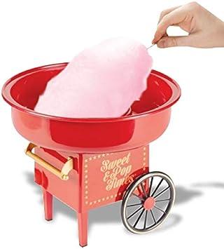 Máquina del caramelo de algodón dulce pop veces: Amazon.es ...